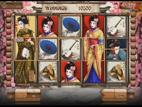 No Download Geisha Slots Are Free From Endorphina