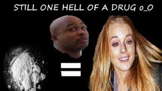 snorting cocaine in public fail w maurice barnett