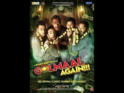 ''Golmaal Again'' Official Trailer HD 2017