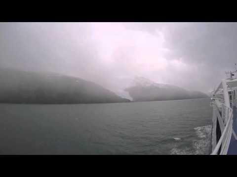 Beagle Channel   Glacier Alley