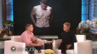 The Reason I Don't Talk About Being On The Ellen Degeneres Show