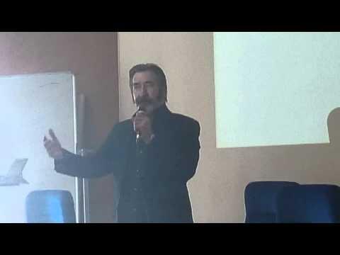 William Kircher, Bifur beard talk, Wales comic con