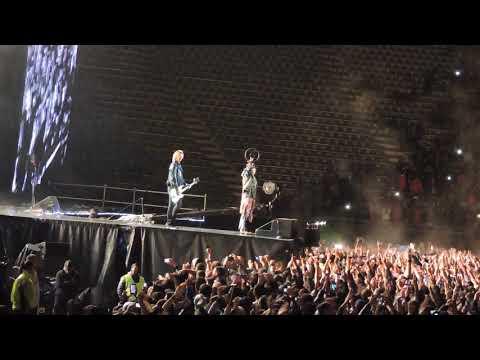 Guns N´Roses - Estranged/Live and Let Die/Rocket Queen -  La Plata, Argentina (1/10/2017)