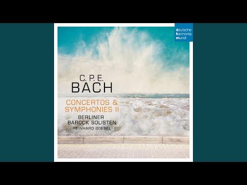 Symphony in E-Flat Major, Wq 179/H. 654: I. Prestissimo