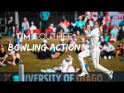Tim Southee Bowling Action (HD) | Sport Blaster