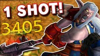 Swifty's INSANE 1 Shot Trick in WoW Classic Beta