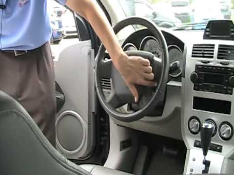 2008 Dodge Diesel Fuse Diagram 2007 Dodge Caliber Youtube