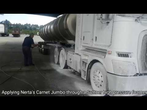 Touchless Nerta Truck Wash