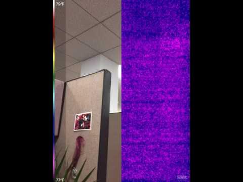 Targeted Individual-Recording EMF around ne at work