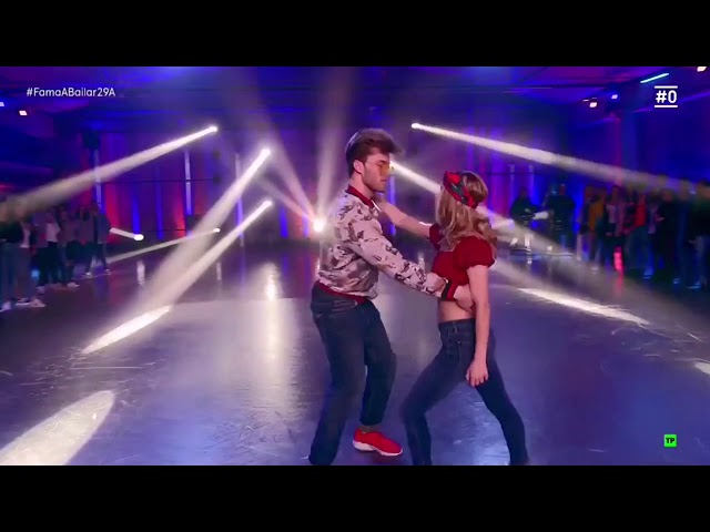 Wild thoughts - Pablo y Esther - FAMA A BAILAR