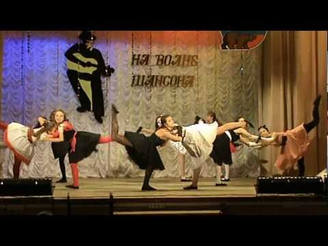 "dance group ""Fire Girls"", boogie-woogie in Russia,"