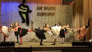 "dance group ""Fire Girls"", boogie-woogie in Russia,"