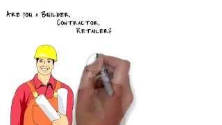 Рисованное видео. Канадская компания по производству дверей(Видео разработано для презентации и в качестве eye-stopper на строительной выставке в Калгари, Канада, 2014., 2014-05-03T22:59:13.000Z)