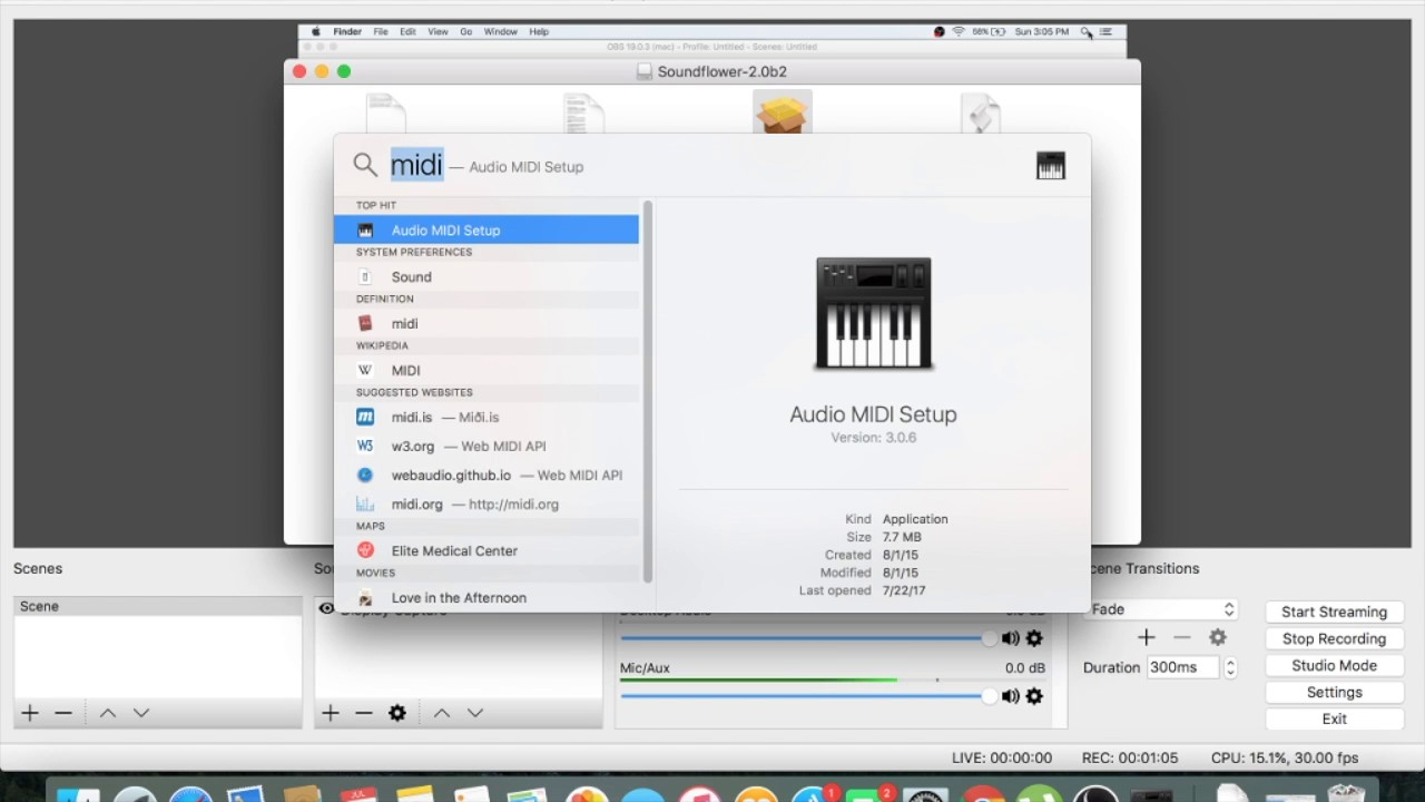 How to get soundflower for mac(free)