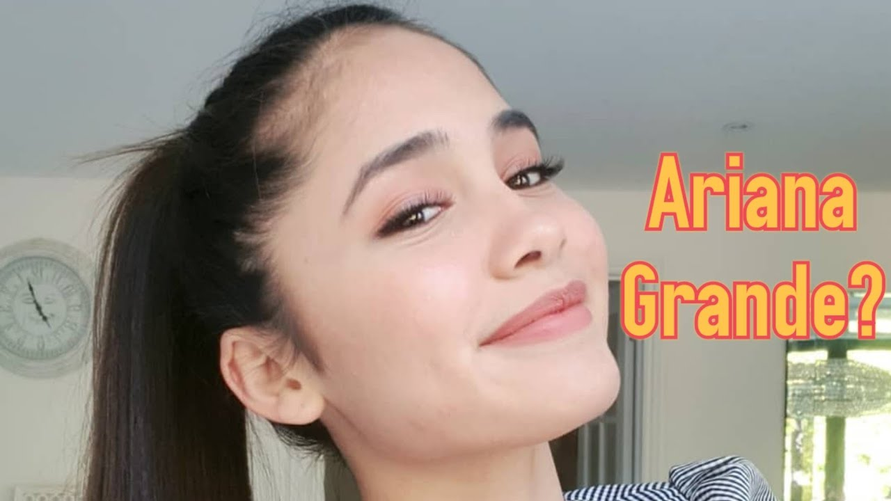 Ariana Grande of the Philippines or Indonesia? Hint: Tala Dance