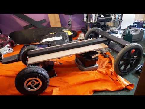 Full Download] Wooden Go Kart Steering Upgrade