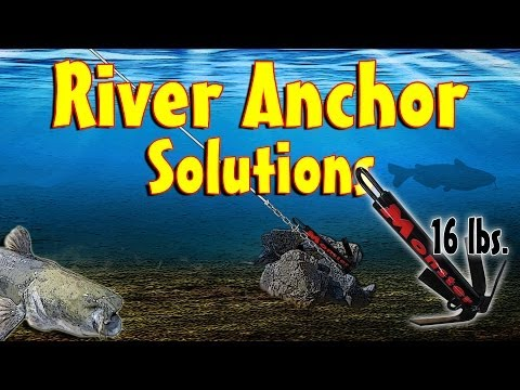 River Anchors - Old School Anchoring Solutions