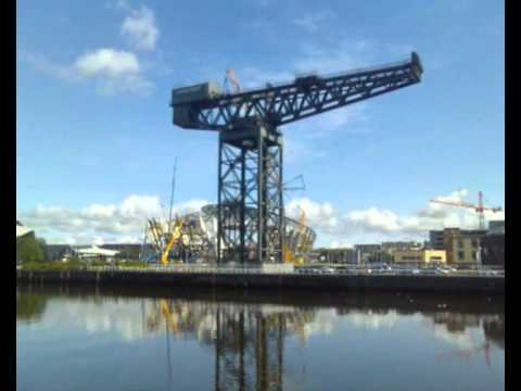 The Finnieston Crane in Glasgow, Scotland (2012)