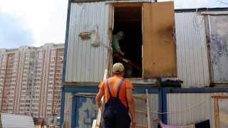 Уничтожение клопов в строительных бытовках(Дезинсекция строительных объектов от клопов., 2013-12-27T09:22:45.000Z)
