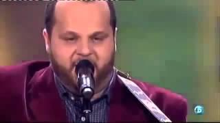 David barrul cantando mi marciana de alejandro san