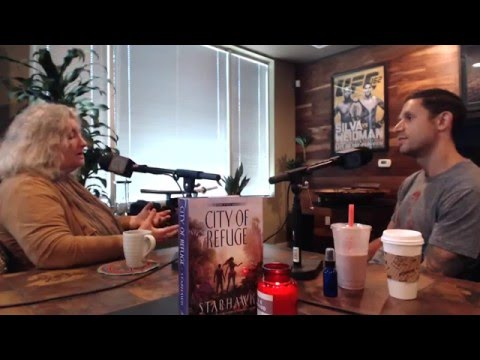 AMP #70 - Envisioning Utopia with Starhawk | Aubrey Marcus Podcast