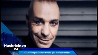 Till Lindemann geht es wieder besser! The Biggest Loser, Let's Dance, Promis unter Palmen