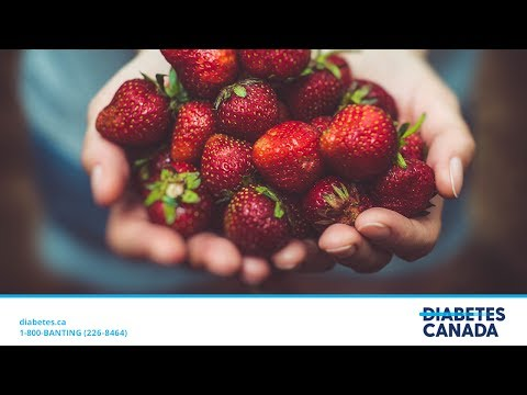 Eat Smart to Manage Blood Glucose