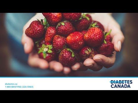 Eat Smart to Manage Blood Glucose