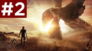 Mad Max: Gameplay Walkthrough - PC - Part 2 - My Magnum Opus