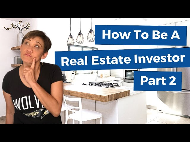 How To Be A Real Estate Investor 2/3 | Kasama Lee, Napa and Solano Counties Realtor