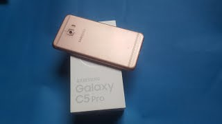 samsung Galaxy C5 Pro Dual Sim - Unboxing & First look !! in Full HD