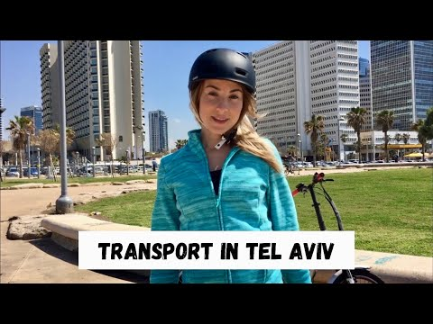 Don't Get Lost In Tel Aviv   The Transport In Israel   Eurovision Information