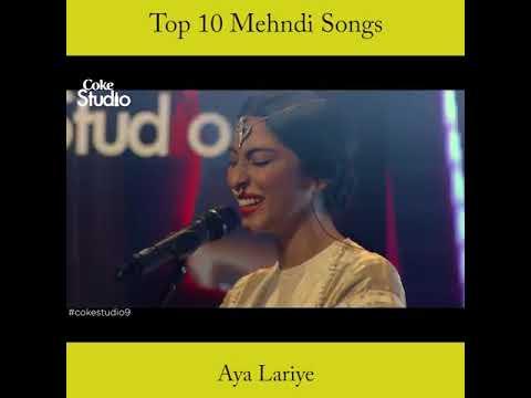 Top 10 Mehndi songs