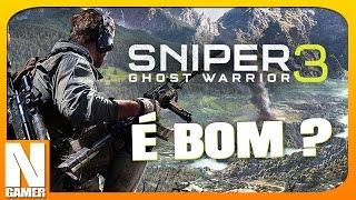 Sniper Ghost Warrior 3: É bom ou Não ? - Noberto Gamer