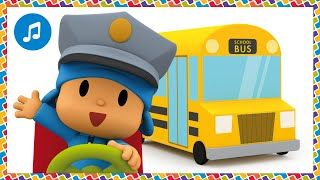 🚌 WHEELS ON THE BUS 🚌| Nursery Rhymes for Kids and Baby Songs by Pocoyo