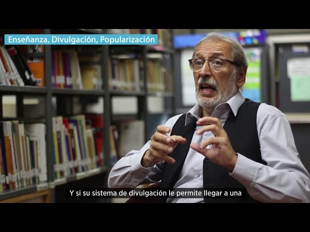 Conversamos con Horacio Tignanelli - Pistas para pensar las Cs. Naturales en la escuela