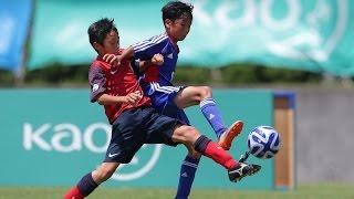 第38回全日本少年サッカー大会 準々決勝 レジスタFCvs鹿島アントラーズつくば