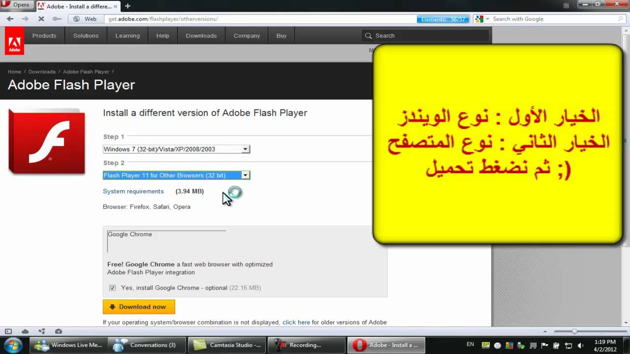 flash player gamezer