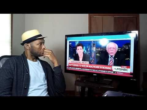 Rachel Maddow Interviews Bernie Sanders