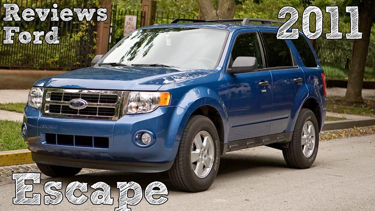 Reviews ford escape 2011