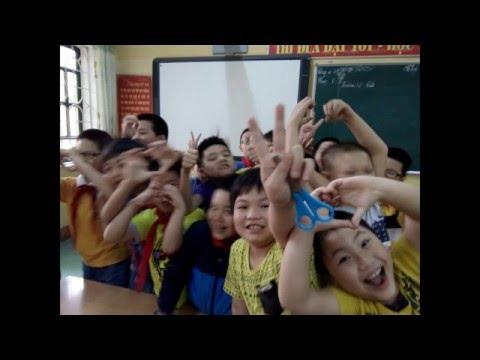 Tặng lớp 3g Trường Tiểu học Nguyễn Trãi