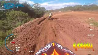 Max MX With Hangtown Style HALFPIPE