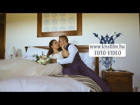 Esküvő - Zsindelyes Cottage , Érpatak (Nóra és Zoli) FOTÓZÁS 4K/KISSFILM.HU 4K