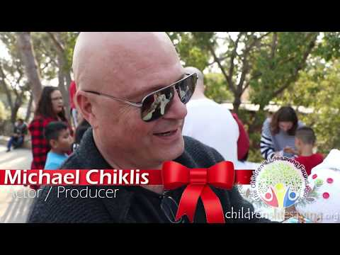 2017 Children's Lifesaving Foundation Project Angel Wings Holiday Party December 16th