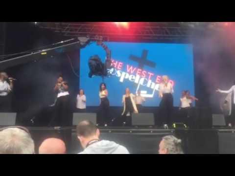 The West End Choir - West End Live 2016