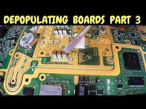 Depopulating Boards - High Grade Boards Part 3