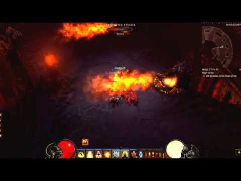 Diablo 3 Crispy Critters Achievement