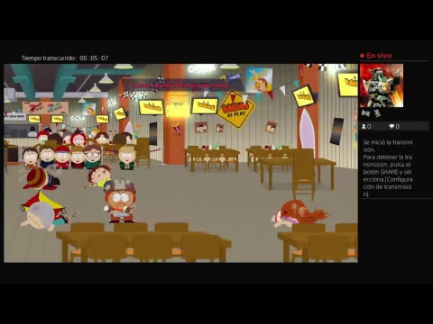 South Park The Fractured But Whole Game Play Pasitas |