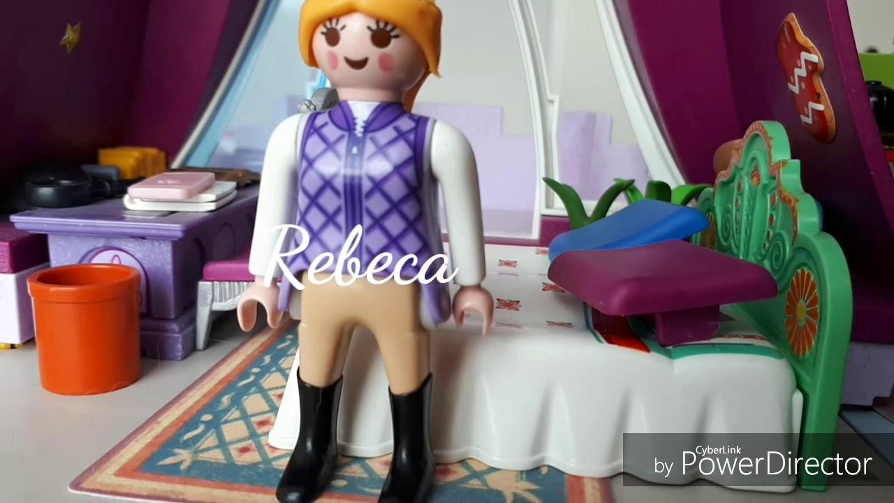 Playmobil Deutsch Staffel 22 Rebeca ist schwanger - YouTube
