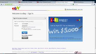 Easy, Step By Step Actual Ebay Listing Tutorial  1